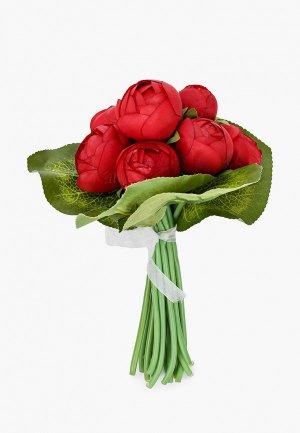 Растение искусственное Nothing but Love. Цвет: красный