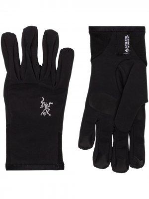 Arcteryx перчатки Venta Arc'teryx. Цвет: черный