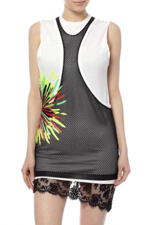 Платье DSquared2. Цвет: none