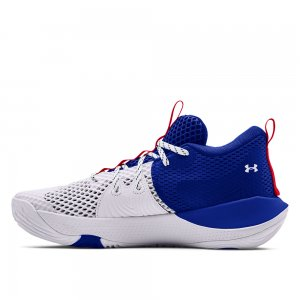 Embiid One Brotherly Love Under Armour. Цвет: белый
