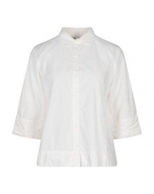 Pубашка EUROPEAN CULTURE. Цвет: слоновая кость