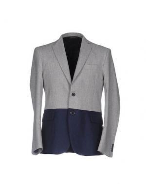 Пиджак LC23. Цвет: светло-серый