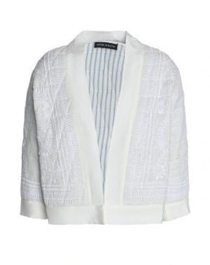 Пиджак ANTIK BATIK. Цвет: белый