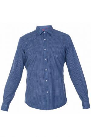Рубашка Altea. Цвет: мультицвет