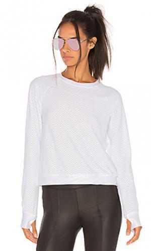 Пуловер sofia KORAL. Цвет: ivory