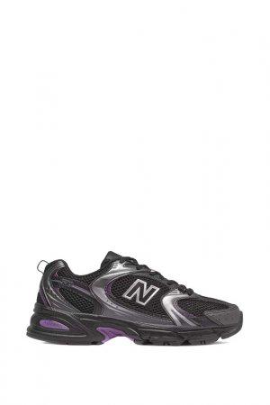 Кроссовки 530 New Balance. Цвет: черный