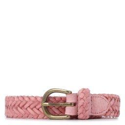 Ремень 6003 WOVEN BELT розовый DRAGON