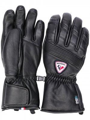 Перчатки Retro IMPR Rossignol. Цвет: черный