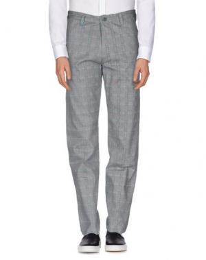 Повседневные брюки IRIEDAILY. Цвет: серый