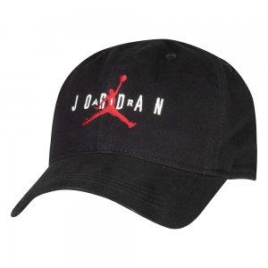 Jan Curve Brim Adjustable Hat Jordan. Цвет: черный
