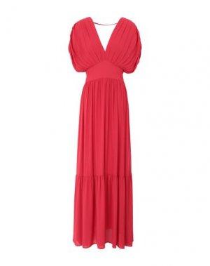 Длинное платье TWENTY EASY by KAOS. Цвет: красный