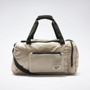 Спортивная сумка Tech Style Grip Reebok. Цвет: modern beige