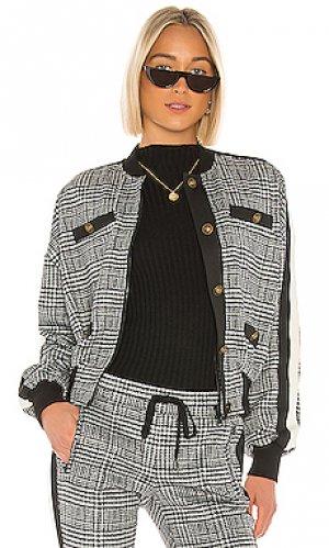 Куртка glen tart Pam & Gela. Цвет: серый