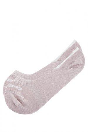 Носки Collonil. Цвет: розовый