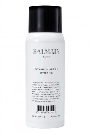 Спрей для укладки волос сильной фиксации (дорожный вариант), 75ml Balmain Paris Hair Couture. Цвет: multicolor