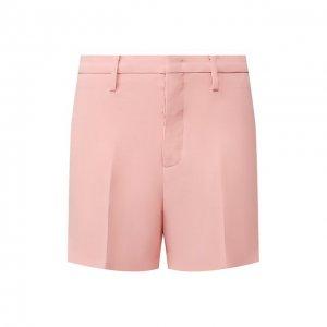 Шорты N21. Цвет: розовый