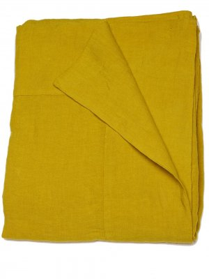 Скатерть среднего размера Once Milano. Цвет: желтый