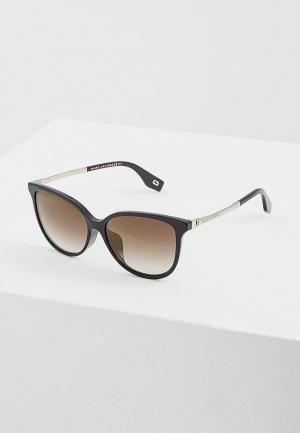 Очки солнцезащитные Marc Jacobs 307/F/S 807. Цвет: черный