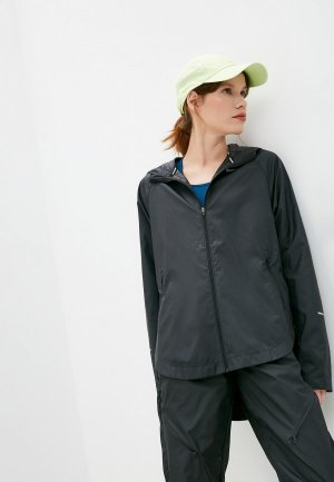 Ветровка Nike W NK RUN DVN ESSNTL JACKET. Цвет: черный