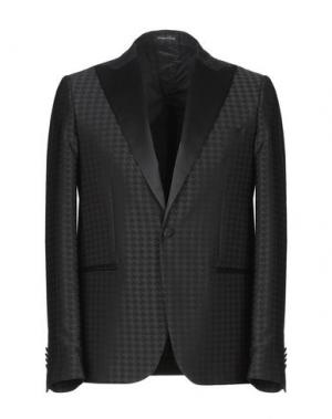 Пиджак EREDI DEL DUCA. Цвет: черный