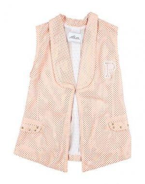 Пиджак CESARE PACIOTTI 4US. Цвет: лососево-розовый