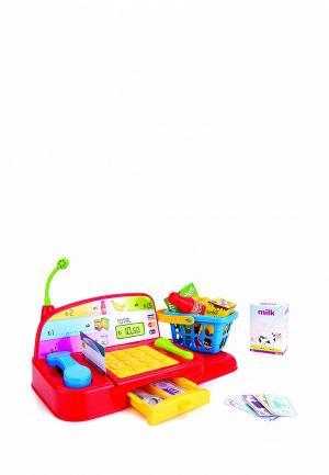 Набор игровой Dolu Кассовый аппарат. Цвет: разноцветный