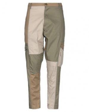 Повседневные брюки IMPERIAL. Цвет: бежевый