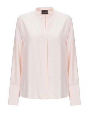 Pубашка ATOS LOMBARDINI. Цвет: светло-розовый