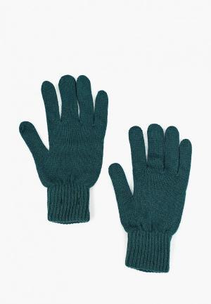 Перчатки Calvin Klein Jeans. Цвет: зеленый