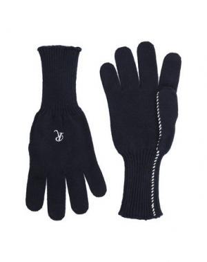 Перчатки RAF SIMONS. Цвет: черный