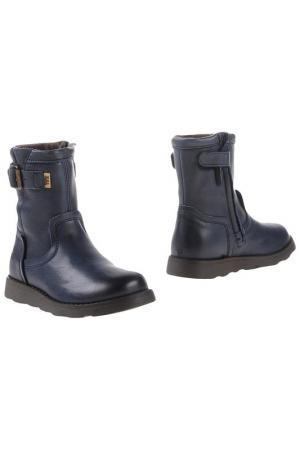 Ботинки BISGAARD. Цвет: синий