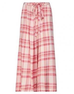 Повседневные брюки ALYSI. Цвет: светло-розовый