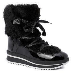 Ботинки 5855 черный ANTARCTICA