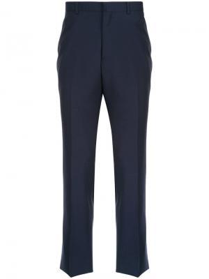 Костюмные брюки строгого кроя D'urban