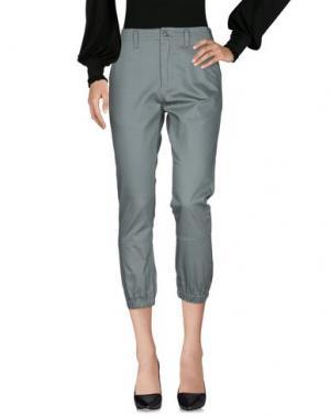 Повседневные брюки ALTAMONT. Цвет: зеленый-милитари