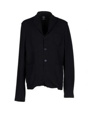 Пиджак MAJESTIC FILATURES. Цвет: темно-синий