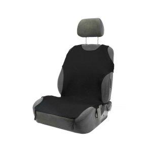 Чехол-майка torso на переднее сиденье, цвет черный, набор 2 шт