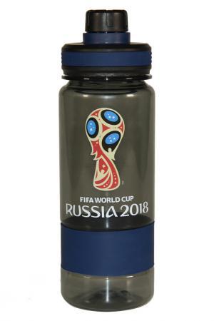 Бутылка, 0,7 л FIFA licensed products. Цвет: синий