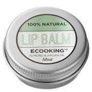 Натуральный бальзам для губ Ecooking Lip Balm Mint 15 мл