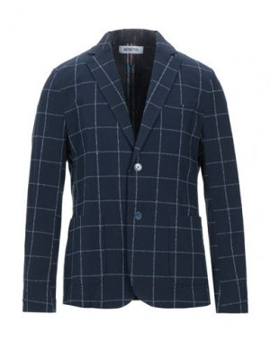 Пиджак DISTRETTO 12. Цвет: синий
