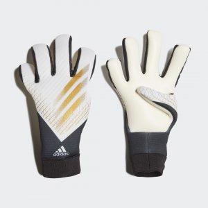 Вратарские перчатки X 20 League Performance adidas. Цвет: золотой