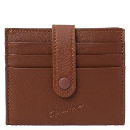 Холдер д/кредитных карт R18030 коричневый GERARD HENON