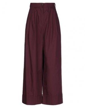 Повседневные брюки ALVIERO MARTINI 1a CLASSE. Цвет: красно-коричневый