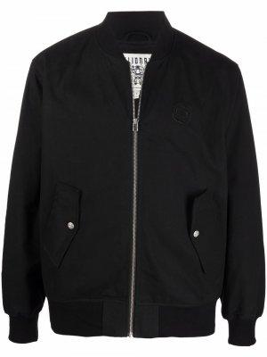 Куртка-бомбер с вышивкой Bunnies Billionaire Boys Club. Цвет: черный