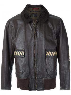 Hand-painted jacket À La Garçonne. Цвет: чёрный