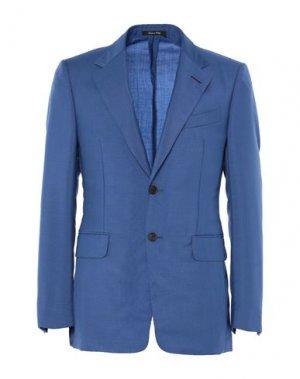 Пиджак DUNHILL. Цвет: пастельно-синий