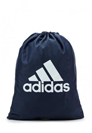 Мешок adidas Performance PER LOGO GB. Цвет: синий
