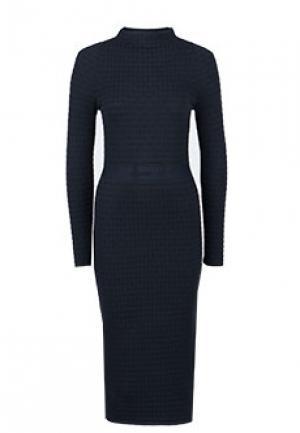 Платье EMPORIO ARMANI. Цвет: черный