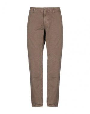 Повседневные брюки NAPAPIJRI. Цвет: хаки