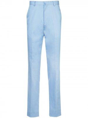Durban классические брюки D'urban. Цвет: синий